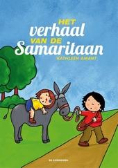 Het verhaal van de Samaritaan / tekst en illustraties Kathleen Amant