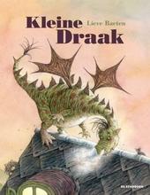 Kleine draak / tekst en illustraties Lieve Baeten