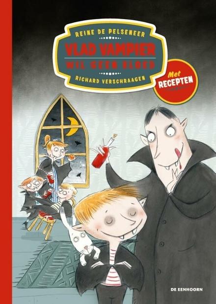 Vlad Vampier wil geen bloed