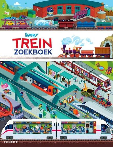 Lomps trein zoekboek