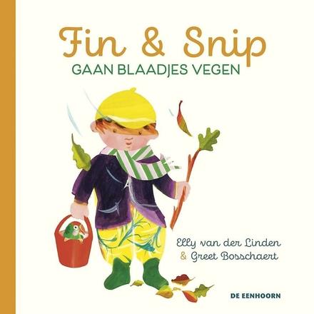 Fin & Snip gaan blaadjes vegen