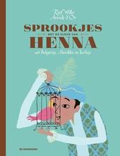 Sprookjes met de kleur van henna : uit Bulgarije, Marokko en Turkije