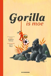 Gorilla is moe