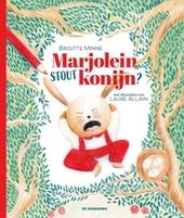 Marjolein stout konijn?