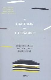 De lichtheid van literatuur : engagement in de multiculturele samenleving