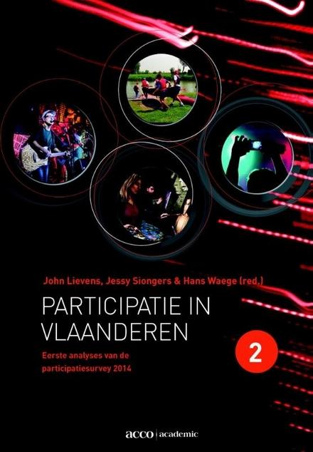 Participatie in Vlaanderen. 2, Eerste analyses van de participatiesurvey 2014