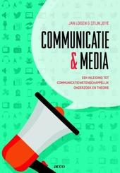 Communicatie & media : een inleiding tot communicatiewetenschappen : onderzoek en theorie