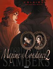 Maxime & Constance. 2, Winter 1781 : een bruid ontwaakt
