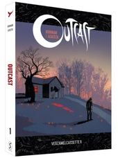 Outcast. Cassette 1, Deel 1, 2, 3, 4
