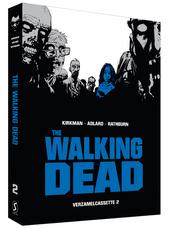 The walking dead. Cassette 2, Deel 5, 6, 7, 8