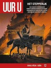 Het stepperijk : 1242 : nadat de Mongolen Rome in brand hebben gestoken, verenigen de christelijke legers zich om h...