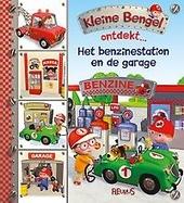 Het benzinestation en de garage