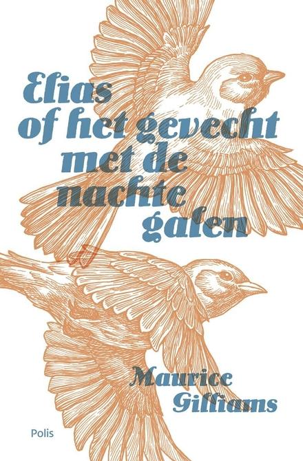 Elias, of Het gevecht met de nachtegalen / Maurice Gilliams ; bezorgd en uitgeleid door Filip De Ceuster