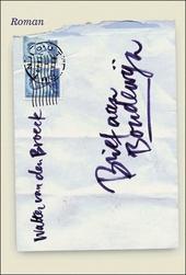 Brief aan Boudewijn : met tussentijds rapport als bijlage