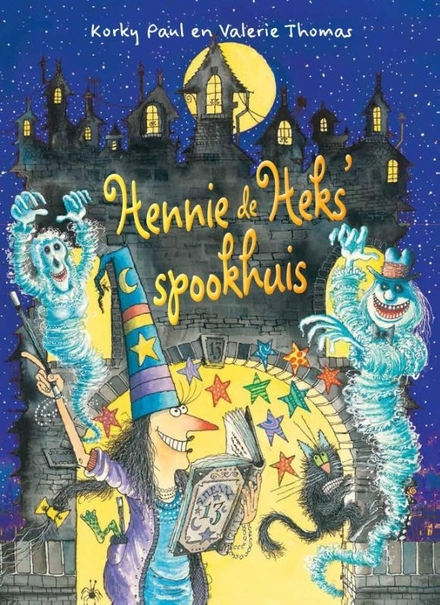 Hennie de heks' spookhuis