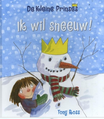 Ik wil sneeuw!