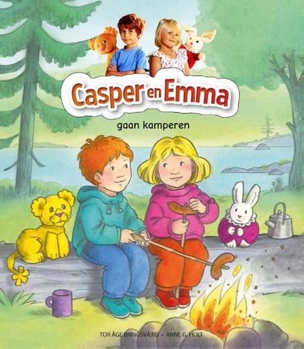 Casper en Emma gaan kamperen