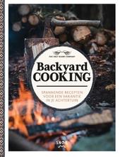 Backyard cooking : spannende recepten voor een vakantie in je achtertuin