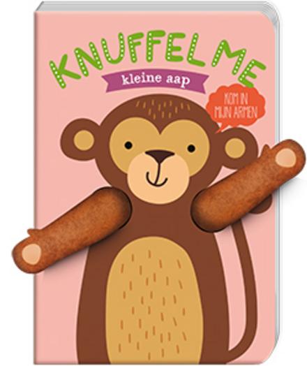 Knuffel me, kleine aap