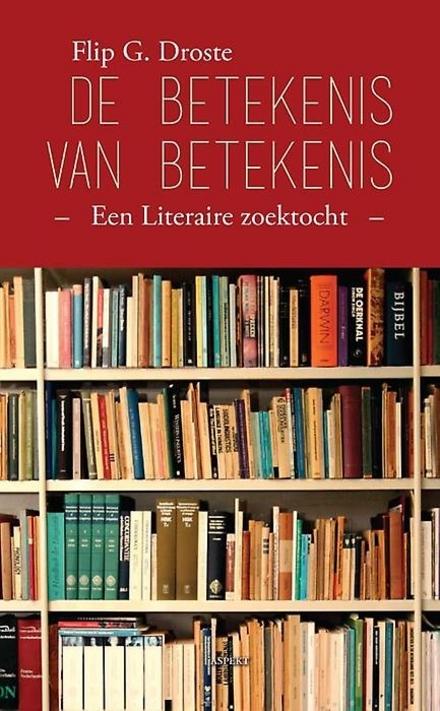 De betekenis van betekenis : een literaire zoektocht