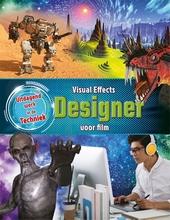 Visual effects designer voor film