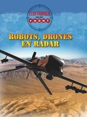 Robots, drones en radar