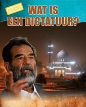 Wat is een dictatuur?