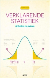 Verklarende statistiek : schatten en toetsen
