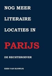 Nog meer literaire locaties in Parijs : de rechteroever