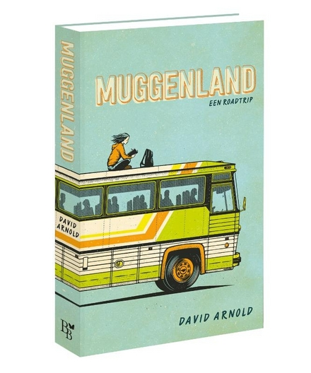 Muggenland : een roadtrip