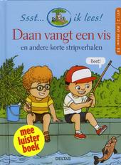 Daan vangt een vis en andere korte stripverhalen : meeluisterboek