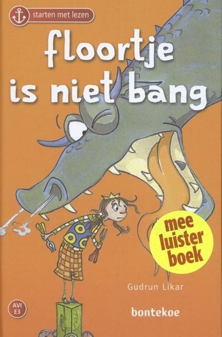 Floortje is niet bang : meeluisterboek