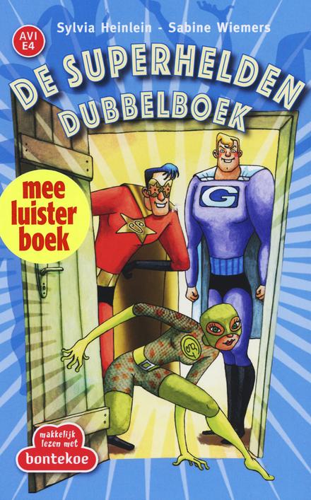 De superhelden dubbelboek