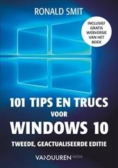 101 tips & trucs voor Windows 10