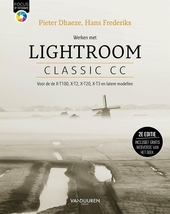 Werken met Lightroom Classic CC