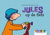 Jules op de fiets