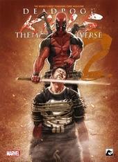 Deadpool kills the Marvel universe. 2