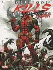 Deadpool kills the Marvel universe again. 1
