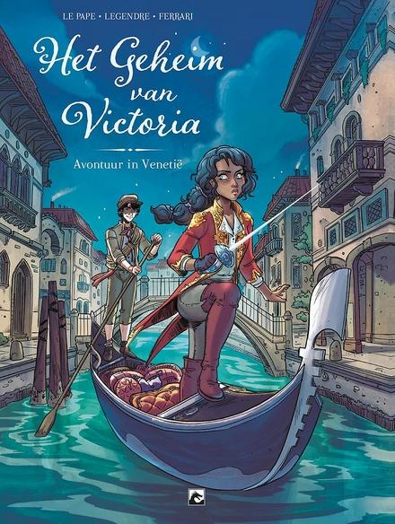 Avontuur in Venetië