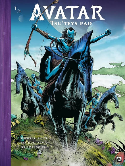 Avatar : Tsu'teys pad. Deel 1