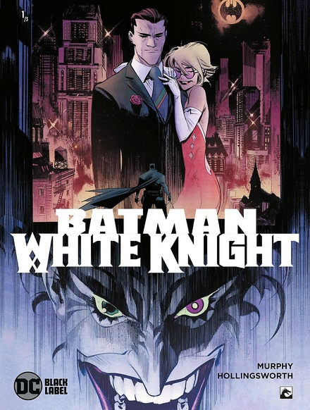 Batman : white knight. 1
