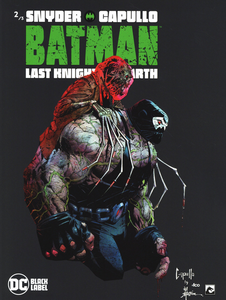 Batman : last knight on earth. 2