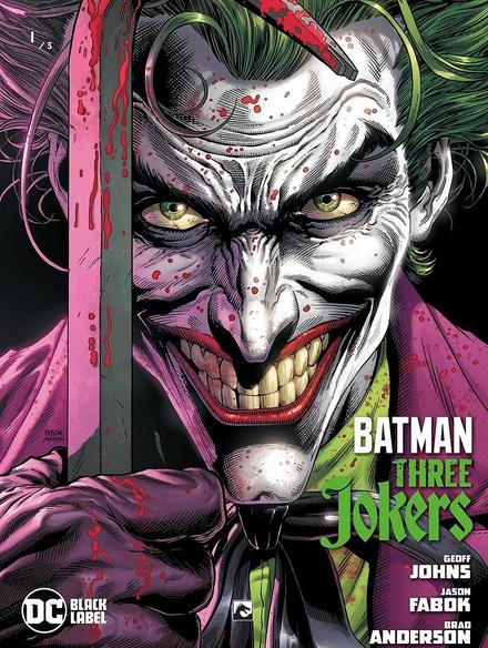 Batman : three Jokers. 1