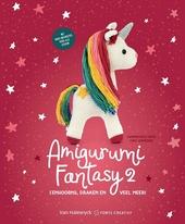 Amigurumi fantasy 2 : eenhoorns, draken en veel meer!