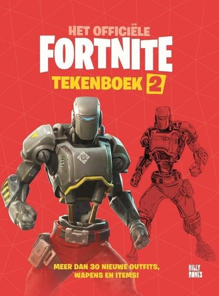 Het officiële Fortnite tekenboek. 2
