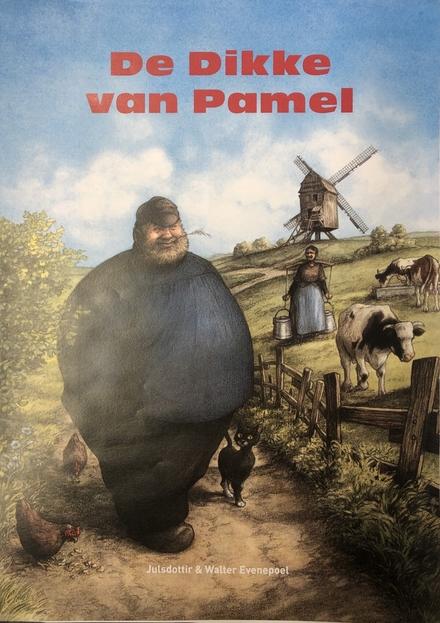 """De Dikke van Pamel - """"De Dikke van Pamel"""", een nieuwe ster aan het firmament van de 9e kunst: """"Julsdottir"""""""