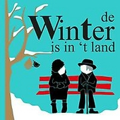 De winter is in 't land : wintergedichten, -verhalen en -liedjes