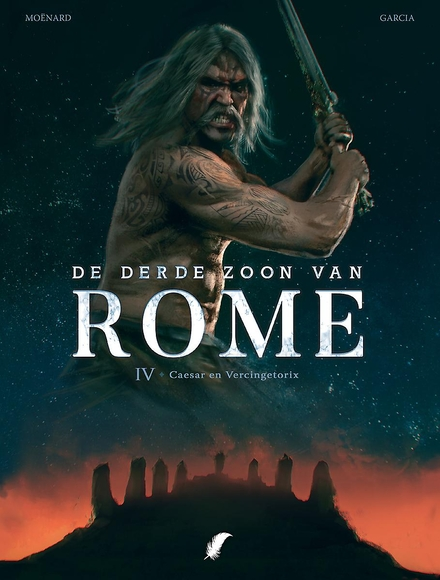 Caesar en Vercingetorix