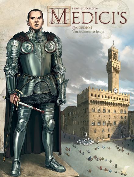 Cosimo I 1519-1574 : van kruimels tot festijn