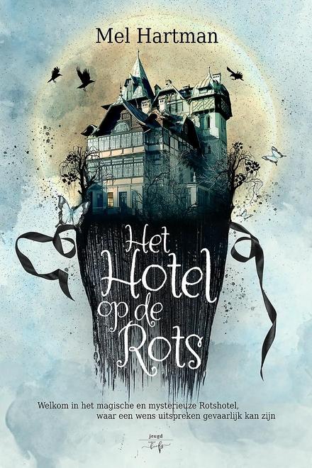Het hotel op de rots